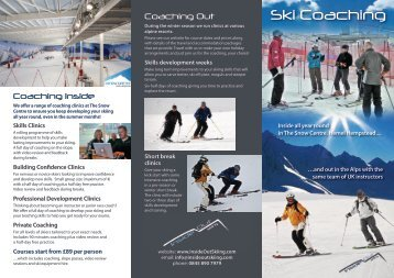 PDF Brochure - Inside Out Skiing