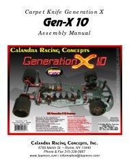 Gen-X 10 - Petit RC