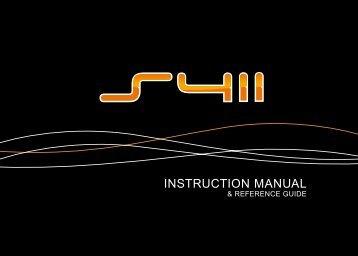 INSTRUCTION MANUAL - Petit RC