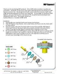 MIP Bypass1 - Petit RC