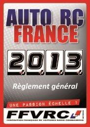 Règlement général - Petit RC