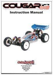 Instruction Manual - Schumacher Racing