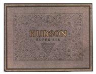 1922 Hudson Sales Brochure