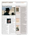Newsletter November / December 2007 - the University Offices ... - Page 3