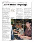 Newsletter November / December 2007 - the University Offices ... - Page 6