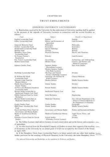 Chapter XII - 1451k - the University Offices - University of Cambridge
