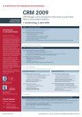 CRM 2009 - Hinterhuber & Partners - Seite 2