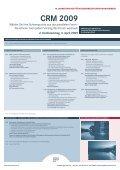 CRM 2009 - Hinterhuber & Partners - Seite 3
