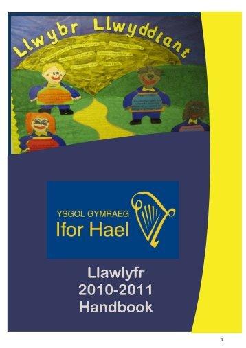 Llawlyfr 2010-2011 Handbook - Newportlearn.net