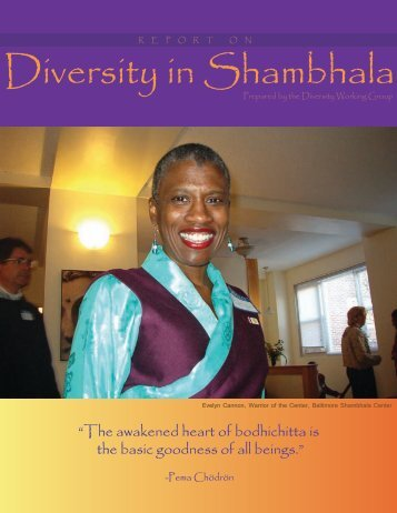 Cover Page - Shambhala