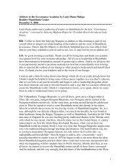 Lady Diana Dec 9, 2006 Transcript - Shambhala