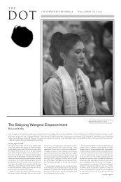 The Sakyong Wangmo Empowerment - Shambhala