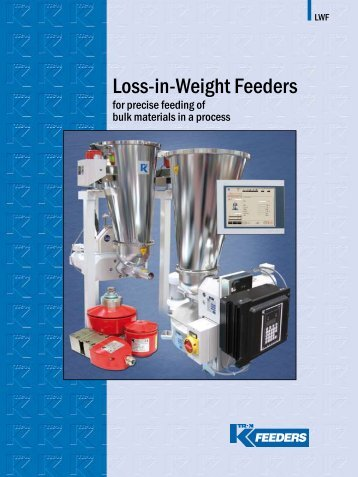 Loss-in-Weight Feeders - Shapa Solids Handling & Processing ...