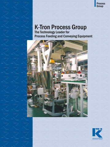 K-Tron Process Group - Shapa Solids Handling & Processing ...