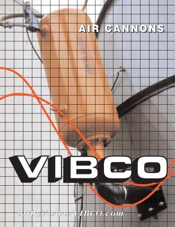AIR CANNON CATALOG
