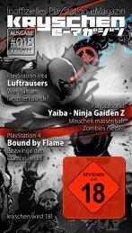 Inoffizielles PlayStation eMagazin KRYSCHEN #018