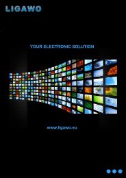 LIGAWO - YOUR ELECTRONIC SOLUTION