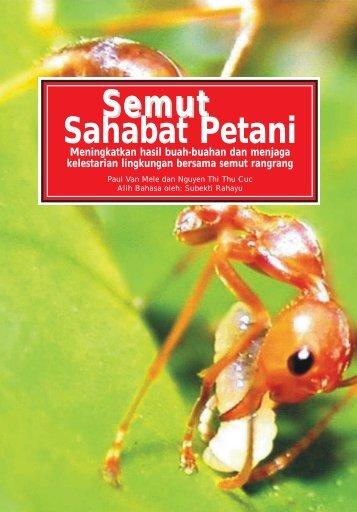 Semut Sahabat Petani - Share4Dev.info
