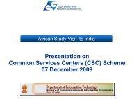 CSC - Share4Dev.info