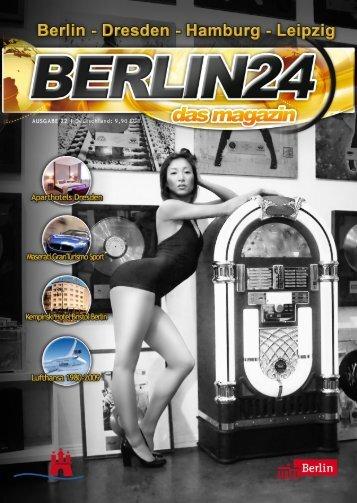 Berlin 24 Das Magazin Ausgabe 22