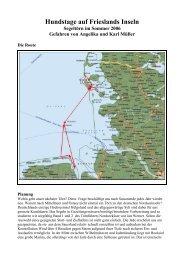 Hundstage auf Frieslands Inseln (8 MB - lange Ladezeit)
