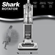 owner's guide nv450 series manuel du propriétaire série ... - Shark