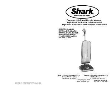 bagless upright vacuum aspirateur vertical sans sac shark. Black Bedroom Furniture Sets. Home Design Ideas