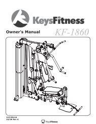KF-1860 - Keys Fitness