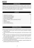 EL-1801E Operation-Manual GB DE FR ES IT SE NL - Sharp - Page 3