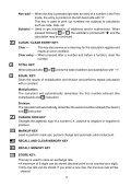 EL-1801E Operation-Manual GB DE FR ES IT SE NL - Sharp - Page 5