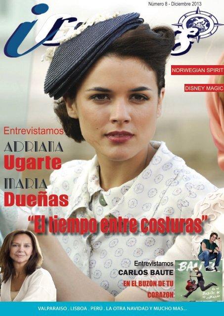 8 número de la revista icruceros