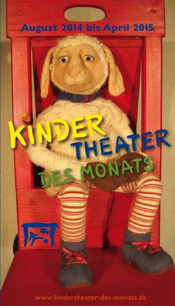 Kindertheater des Monats