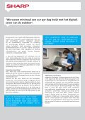 Alphaplan case study - Sharp - Page 2