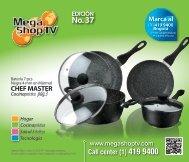 Catalogo - Mega Shop TV - Edición No.37