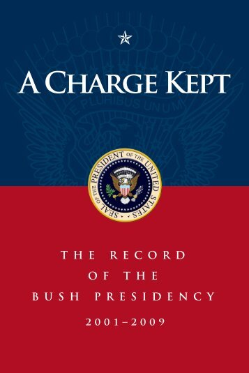 A Charge Kept - the White House