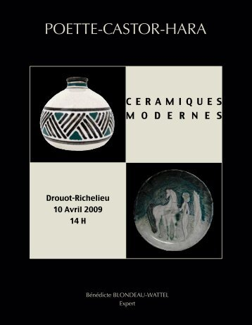 ceramiques modernes - ARTCOVER