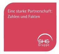 Zahlen und Fakten - SHG - Saarland-Heilstätten GmbH