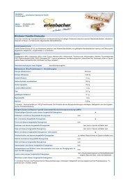 Art.Nr:8107809 Himbeer-Vanille-Dreiecke - Geyer Food Konzept