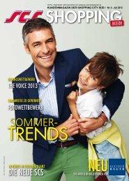 Ausgabe 4/2013 - Shopping-Intern