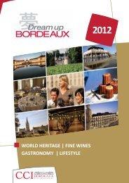 world heritage | fine wines gastronomy | lifestyle - CCI Bordeaux