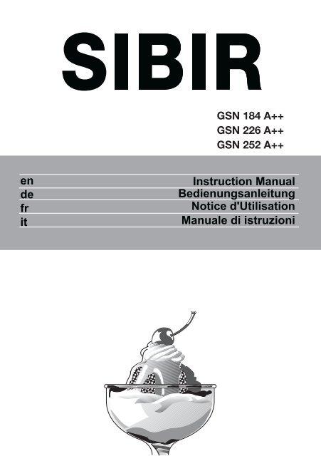 GSN 252 - Sibir