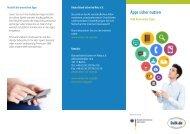 Apps sicher nutzen - Deutschland sicher im Netz eV