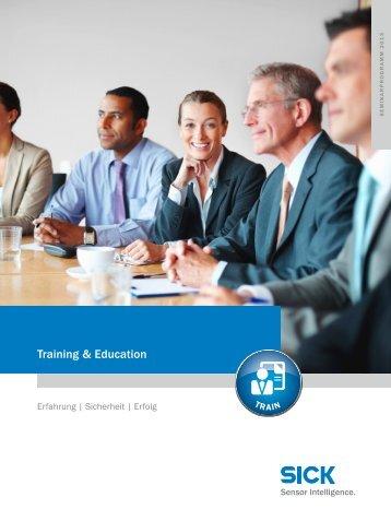 Training & Education - Sick