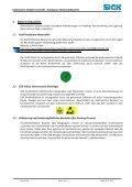 Lieferanten – Anliefervorschrift Anhang 2: Elektronikbauteile - Sick - Page 3