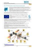 FAQs Maschinensicherheit - Sick - Page 2