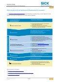 FAQs Maschinensicherheit - Sick - Page 3