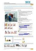 FAQs Maschinensicherheit - Sick - Page 7