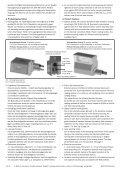 Barcodescanner CLV62x ... CLV64x mit Schutzgehäuse IP ... - Sick - Page 2