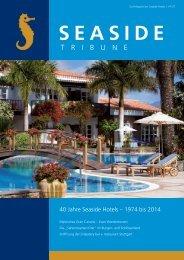 Seaside Tribune - SIDE Hotel Hamburg