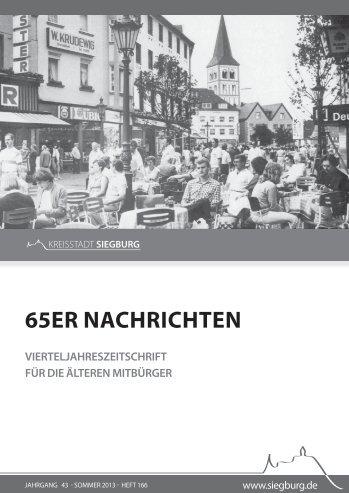 Nachrichten Siegburg